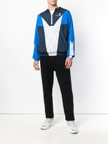 Sergio Tacchini zipped neck hoodie