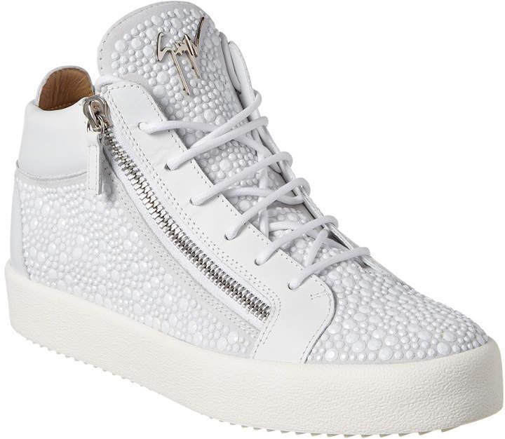 613136f3cdb1b Giuseppe Zanotti Leather Men's Shoes | over 1,000 Giuseppe Zanotti Leather  Men's Shoes | ShopStyle
