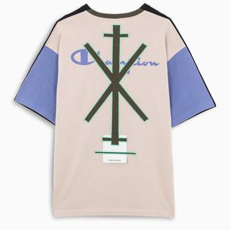 Champion Purple x Craig Green vintage t-shirt