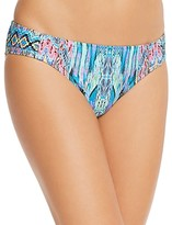 Laundry by Shelli Segal Side Tab Hipster Bikini Bottom