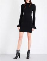 MICHAEL Michael Kors Bell-sleeve knitted dress
