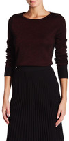 Anne Klein Mixed Lurex Sweater