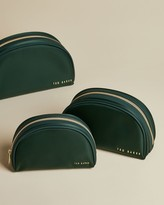 Ted Baker Trio Of Travel Washbags