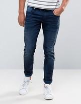 Scotch & Soda Scotch And Soda Faded Slim Fit Jeans