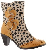 Spring Step Perignon Beige Leather Boot