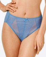 Wacoal Retro Chic High-Cut Brief 841186