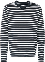 Sacai Breton sweatshirt
