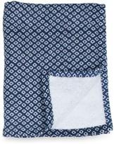 UCHINO Zero Twist Print Hand & Hair Towel
