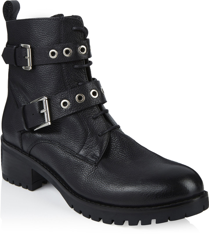 27e8ef149da Tall Lace Up Boots For Women - ShopStyle UK