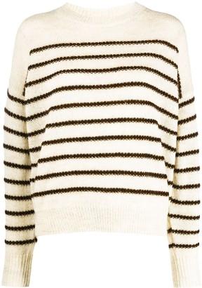 Etoile Isabel Marant Gatlin striped jumper