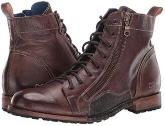 Bed Stu Old Bowen (Testa Di Moro/Black) Men's Shoes