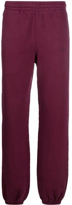 Off-White Slim Cotton Track Pants