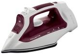 Rowenta Effective Cord Reel Iron - White