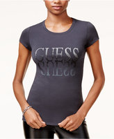 GUESS Reflection Logo Graphic T-Shirt