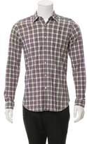 Etro Geometric Button-Up Shirt