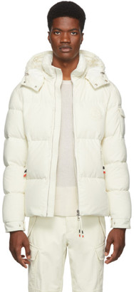 MONCLER GENIUS 2 Moncler 1952 Off-White Down Frares Jacket