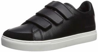 Armani Exchange A|X Men's Leather-Effect Sneaker