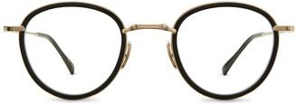 Mr. Leight Mulholland C Bk-12kwg-bk Glasses