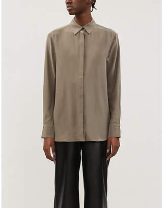 Rag & Bone Anderson loose-fit silk shirt
