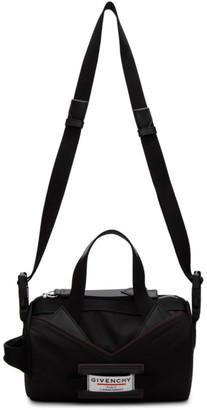 Givenchy Black Downtown Tube Crossbody Bag