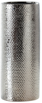 Torre & Tagus Tall Helio Hammered Cylinder Vase