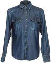 (+) People + PEOPLE Denim shirts - Item 42627881
