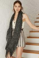 Urban Outfitters Fringed Infinity Scarf