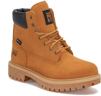Timberland Direct Attach Men's Waterproof 6-in. Work Boots