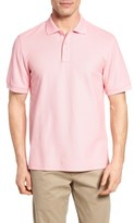 Nordstrom Men's Big & Tall Solid Pique Polo