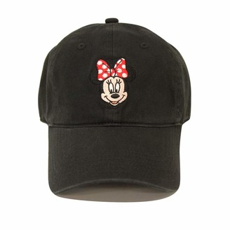 Disney Minnie Mouse Baseball Cap Gray