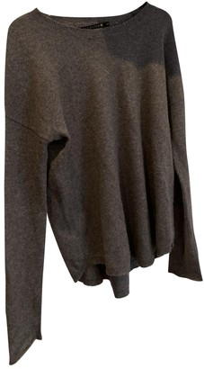 Berenice Anthracite Cashmere Knitwear for Women