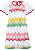 Missoni Girls 7-16) Knit Zigzag Dress