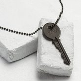 THE GIVING KEYS - Classic Love Necklace - Matte Black