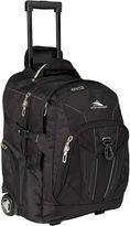 High Sierra Wheeled Backpack