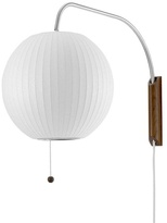 Modernica nelson bubble lamp wall sconce - lamp shade