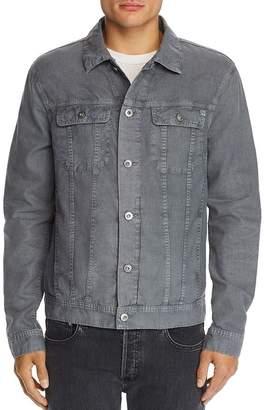 AG Jeans Dart Regular Fit Trucker Jacket