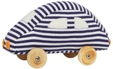 Trousselier Small Striped Car with wheels