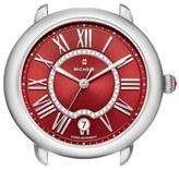 Michele 'Serein 16' Diamond Dial Watch Case, 36mm
