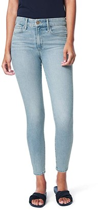 Joe's Jeans Icon Crop Jeans in Plumeria (Plumeria) Women's Jeans