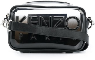 Kenzo Debossed Logo Crossbody Bag