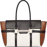 Fiorelli Barbican Large Flapover Colour Block Tote Bag
