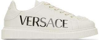 Versace Off-White 3D Medusa Sneakers
