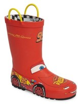 Western Chief Boy's Lightning Mcqueen Rain Boot