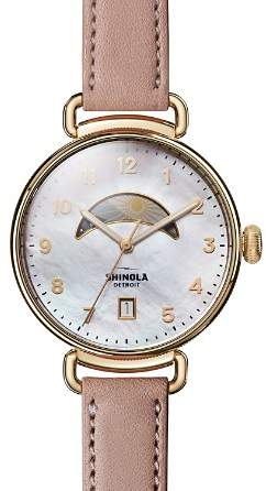 Shinola The Canfield Day & Night Watch, 38mm