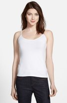 Eileen Fisher Scoop Neck Camisole (Online Only) (Regular & Petite)
