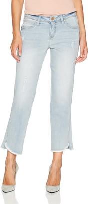 Jag Jeans Women's Logan Straight Ankle Jean
