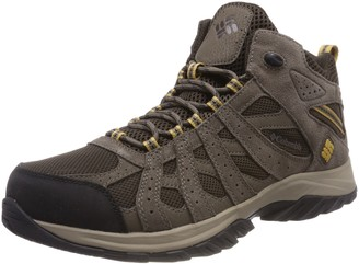 Columbia Men's Canyon Point Mid Waterproof Hiking Shoes