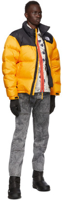 The North Face Black Down Nuptse 700 Boots