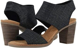 Toms Majorca Cutout Sandal (Natural Yarn-Dye) Women's Shoes