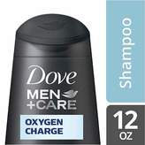 Dove Men+Care Shampoo Oxygen Charge